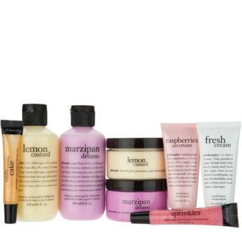 philosophy friends & family anniversary 8pc collection