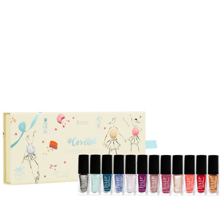 Julep #Coveted 12-piece Mini Nail Set