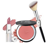 IT Cosmetics Your Naturally Pretty Lips & Cheeks 3pc. Auto-Delivery - A310559
