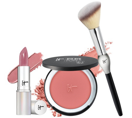 IT Cosmetics Your Naturally Pretty Lips & Cheeks 3pc. Auto-Delivery