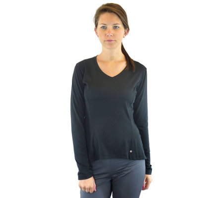 Ryka Knit Endurance Long-Sleeved T-Shirt