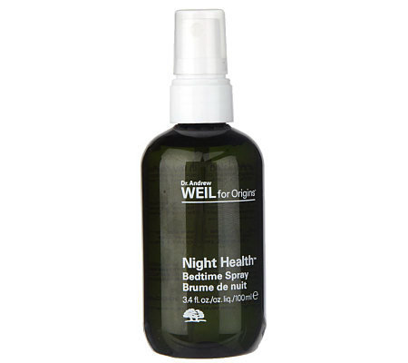 Origins with Dr. Andrew Weil Night Health Bedtime Spray 3.4 oz