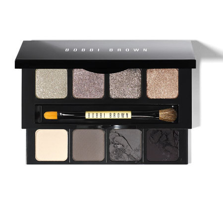 Bobbi Brown Shadow Options Palette with Brushes