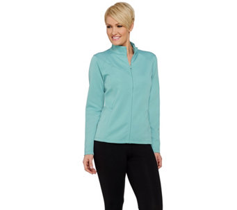 Linea Leisure by Louis Dell'olio Techno Knit Jacket - A273860