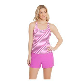 Ocean Dream Signature Stripe Play Tankini Swimsuit