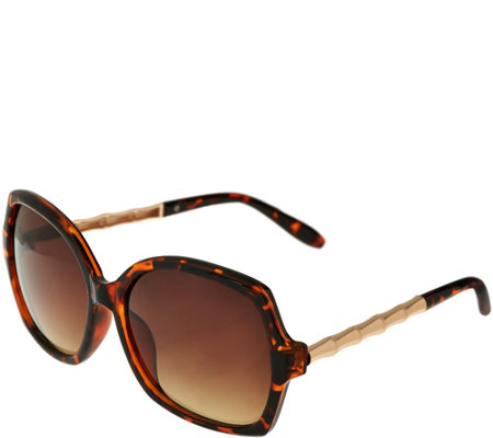 C. Wonder Sunglasses with Bamboo Detail