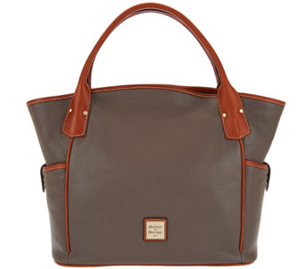 Dooney & Bourke Pebbled Leather Kristen Tote Bag - A279360