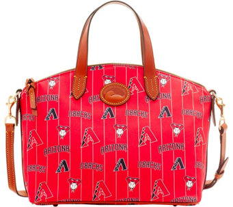 Dooney & Bourke MLB Nylon Diamondbacks Small Satchel - A281760