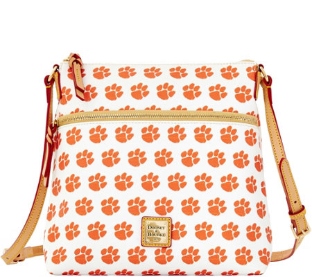 Dooney & Bourke NCAA Clemson University Crossbody