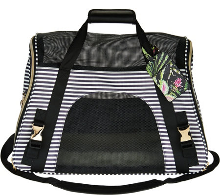 DENA Pet Carrier with Luggage Tag