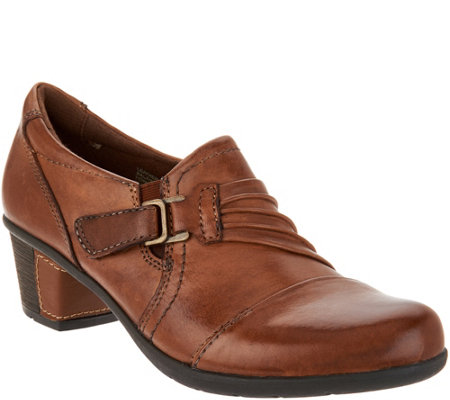 Earth Origins Leather Shooties - Honor