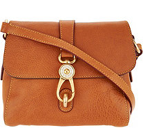 Dooney & Bourke Florentine Leather Small Ashley Messenger Bag - A298960