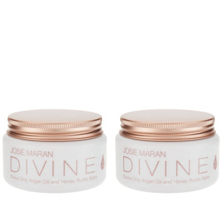 Josie Maran Divine Drip Honey Butter Balm Duo