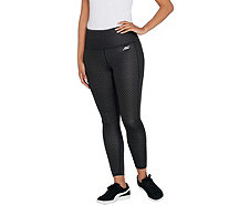 Skechers Apparel 7/8 Dot High Waist Leggings - A306660