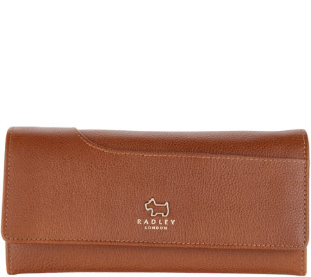 RADLEY London Pockets Leather Large Flapover Wallet