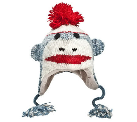 Nirvanna Designs Cute Monkey Hat