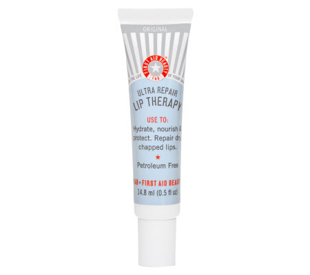 First Aid Beauty Ultra Repair Lip Therapy,0.5 fl.oz.