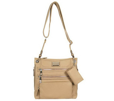Tyler Rodan Large Kingston Cross-Body Bag