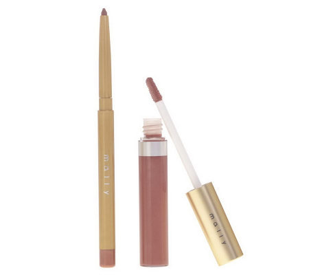 Mally Beauty Ultimate Performance Two-piece LipSystem