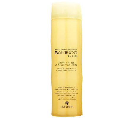 Alterna Bamboo Smooth Anti-Frizz  Conditioner,8.5oz