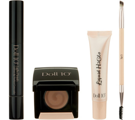 Doll 10 IlluminEyes 4-Piece Collection