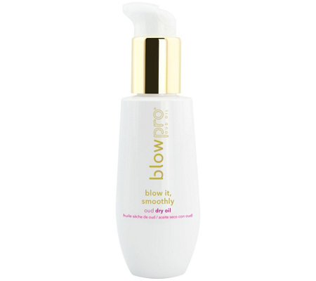blowpro Oud Dry Oil