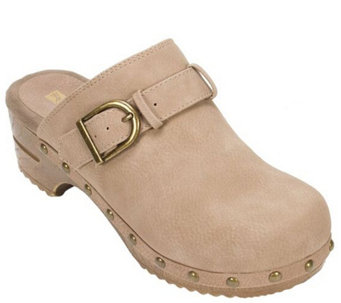White Mountain Open Back Clogs - Benita - A355860