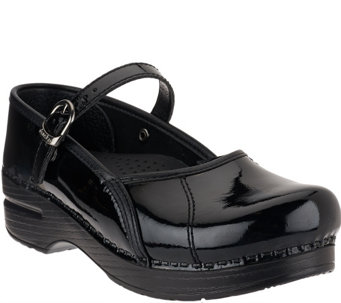 Dansko Patent Leather Mary Janes - Marcelle - A268661