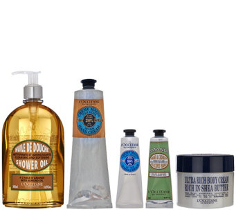 L'Occitane 5-pc Gifts of Luxury from Provence Collection - A270261