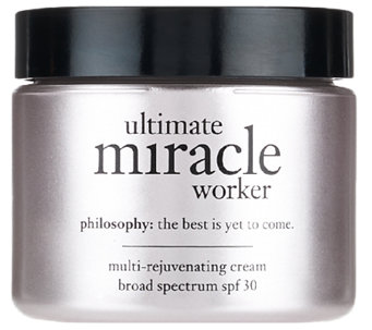 philosophy ultimate miracle worker face cream 2 oz - A270661