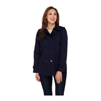 Linea by Louis Dell'Olio Button Front Jacket