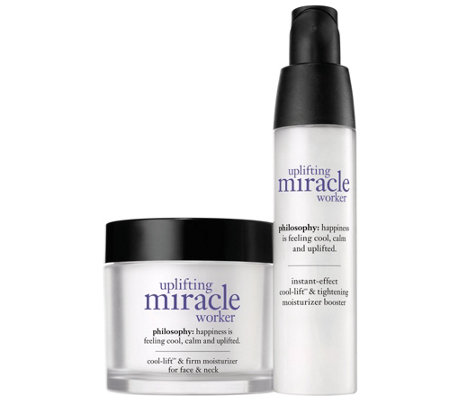 philosophy uplifting miracle worker moisturizer & instant booster