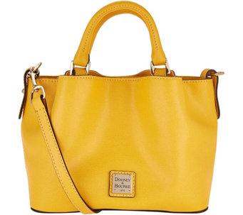 designer purses clearance 6omo  Dooney & Bourke Saffiano Leather Mini Barlow Crossbody