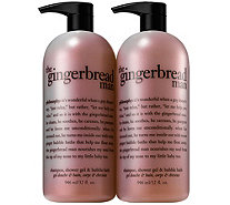 Ships 12/3/17 philosophy super-size holiday shower gel duo - A302761