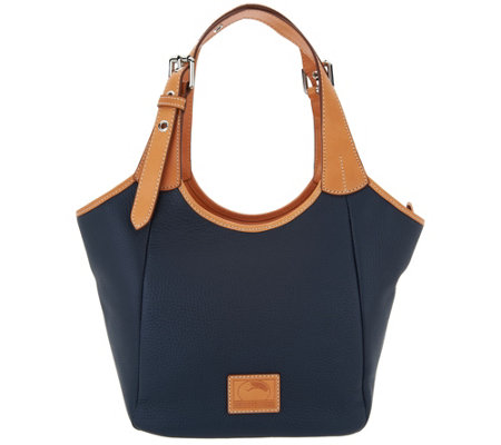 Dooney & Bourke Patterson Leather Shoulder Bag- Penelope