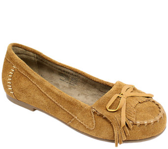 Dije California Leather Moccasins - Gabrielle - A334761