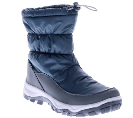 Spring Step Waterproof Nylon Winter Boots - McCarthy