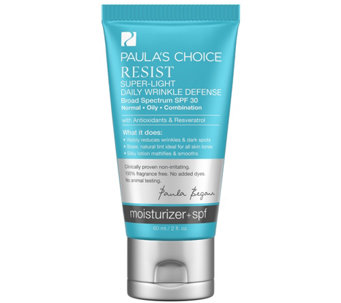 Paula's Choice Super-Light Daily WrinkleDefense SPF 30 - A339161
