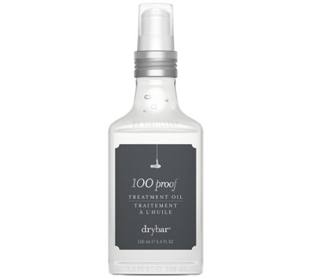 Drybar 100 Proof Treatment Oil 3.4 oz