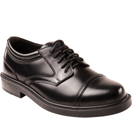 Deer Stags Men's Cap Toe Comfort Oxfords - Telegraph