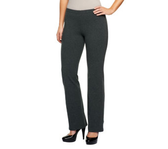 Women with Control Regular Stretch Boot Cut Leggings - A92961