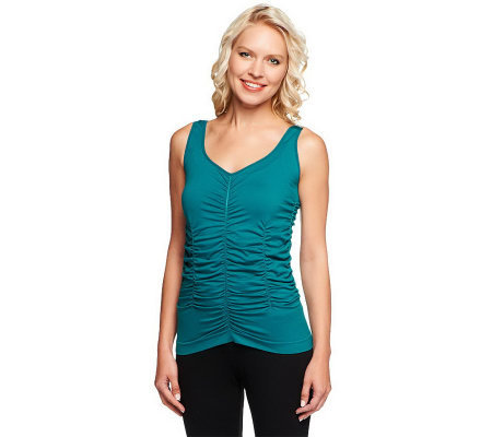 Legacy Conceal It with Style Ruched Tank