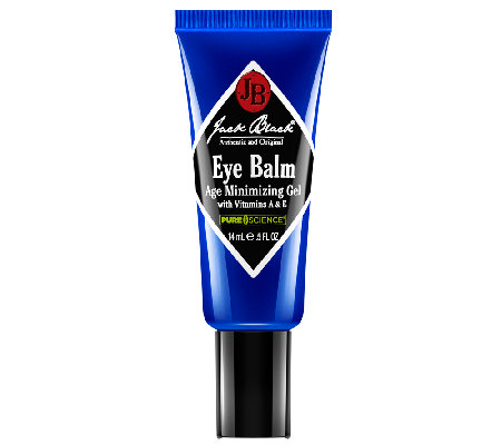Jack Black Eye Balm Age Minimizing Gel, 0.5 oz