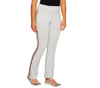 Denim & Co. Active Duo-Stretch Straight Leg Pants - A257462