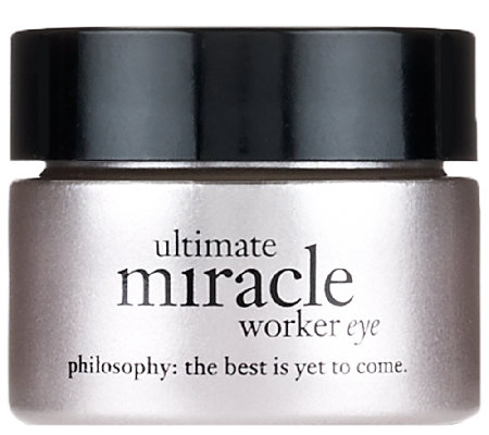philosophy ultimate miracle worker eye cream 0.5 oz