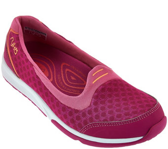 Ryka Mesh Slip-on Sneakers - Flutter - A273162