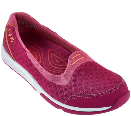 Ryka Mesh Slip-on Sneakers - Flutter