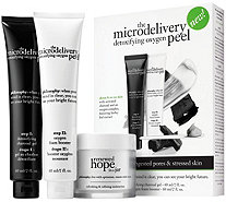 philosophy oxygen peel & renewed hope duo - A279562