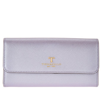 Tignanello Saffiano Leather Wallet - A279962