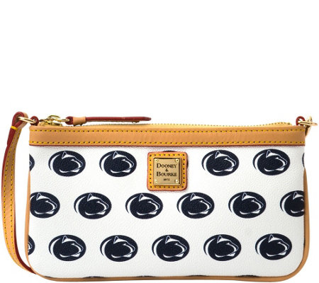 Dooney & Bourke NCAA Penn State University Slim Wristlet